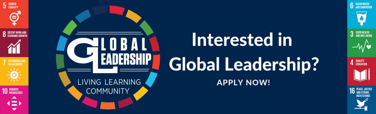 Application Process Global Leadership